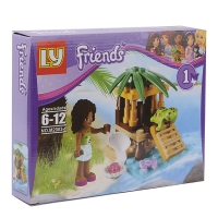 Конструктор LY-Friends №1