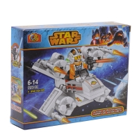Конструктор CB TOYS серии STARS WARS X wing fighter