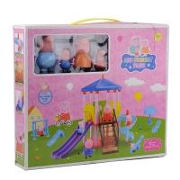Игровой набор Свинка Пеппа на площадке