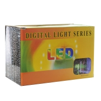 Светодиодная гирлянда занавес 6*6 м Digital light оптом