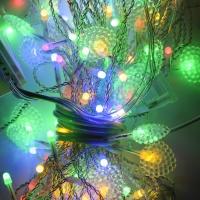 Светодиодная гирляндаLED decorative lights Ледяные лепестки оптом