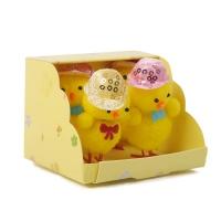 Цыплята в коробочке - символ 2017 года