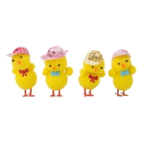 Цыплята в коробочке - символ 2017 года оптом