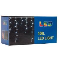 Светодиодная гирлянда LED 100 ламп холодный свет оптом
