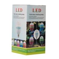 Светодиодная ламап LED FULL COLOR ROTATING LAMP