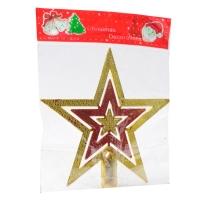 Новогодняя звезда Christmas decorations