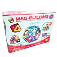 Магнитный конструктор MAG BUILDING 20 деталей оптом