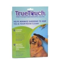 Массажная перчатка для животных True Touch оптом