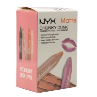Помада Chunky Dunk Hydrating Lippie от NYX