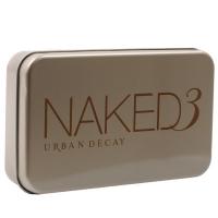 Набор кистей для макияжа Naked312 шт. в металлическом футляре оптом