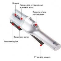 Расческа полировщик SPLIT ENDER от секущихся концов оптом