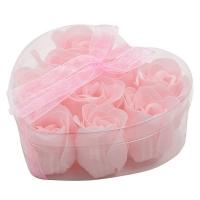 Подарочный набор конфетти для ванны Сердце10 шт. оптом.