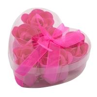 Подарочный набор конфетти для ванны Сердцешт.
