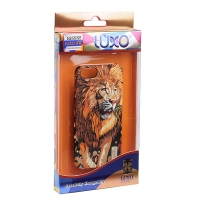 Чехол люминесцентный для iPhone 5G / 5S /SE LUXO