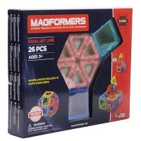 Магнитный конструктор 28 деталей оптом