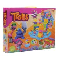 Игровой набор длялепки Тролли