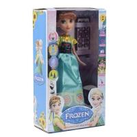 Интерактивная кукла Принцесса Холодное сердце оптом