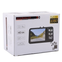 Автомобильный видеорегистратор vehicle blackbox dvr full hd 1080