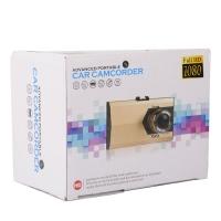 Автомобильный видеорегистраторcar camcorderfull hd 1080с гранямиоптом