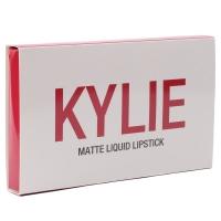 Набор помад Kylie matte liquid lipstick 6 в 1 оптом