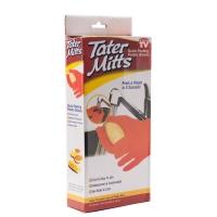 Перчатки для чистки овощей Tater Mitts