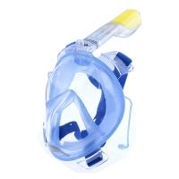 Полнолицевая маска с трубкой  с креплением для камеры GoPro оптом