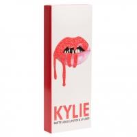 Матовая помада и карандаш Kylie XOXO