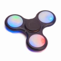 Светящийся Fidget spinner(спиннер) оптом