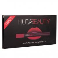 Набор помад Waterproof Huda Beauty Lipstick Pencil оптом