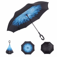 Ветрозащитный зонт Up-brella (Анти- зонт)