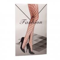 Колготки в крупную сетку Fashion оптом