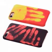 Термо чехол для IPhone  (тепловой, меняет цвет от нагрева)