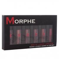 Набор блесков для губ Morphe Matte Liquid Lipstick оптом
