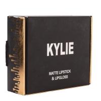 Набор для губ KYLIE Matte Lipstick&Lipgloss оптом