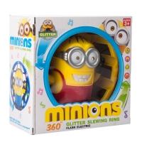 Вращающаяся игрушка со звуковыми эффектами 360 Glitter Slewing Ring оптом