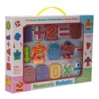 Игрушка-трансформер Numeric Robots