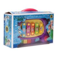 Музыкальный инструмент 2 в 1 Frozen Fever оптом