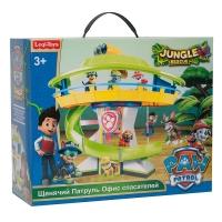 Игровой набор Щенячий Патруль Офис спасателей  Jungle Rescue оптом