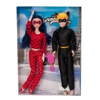 Набор из двух кукол LadyBug&CatNoir оптом