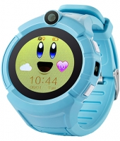 Детские умные часы Q610 Smart Baby Watch с GPS трекером