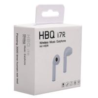 Беспроводные Bluetooth наушники HBQ i7 R