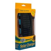 Внешний аккумулятор на солнечных батареях Solar Charger 20000 mah