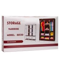 Мобильный тканевый шкаф Storage Wardrobe 88130 оптом