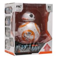 Игрушка Planet Boy RC робот в форме шара