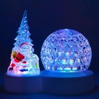 Светильник LED Christmas Light Дед Мороз
