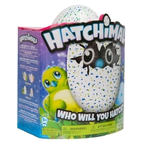 Коллекционная фигурка Hatchimals в яйце