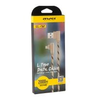 USB Data кабель Awei CL-92 Lightning оптом