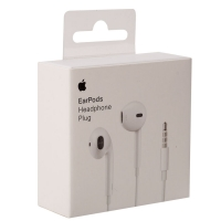 Наушники внутриканальные EarPods Headphone Plug
