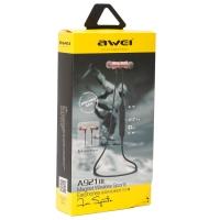 Беспроводные наушники Awei A921BL