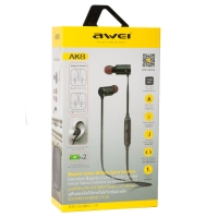 Беспроводные наушники Awei AK8